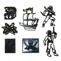 Marcadores Piratas