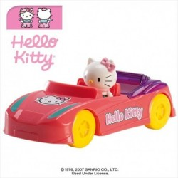 Carro Hello Kitty 11cm