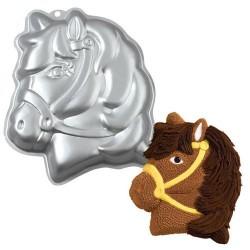 Wilton-forma cavalo