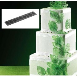 Molde Silicone Decor Nature