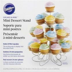Wilton-Expositor para 24 mini cupcakes