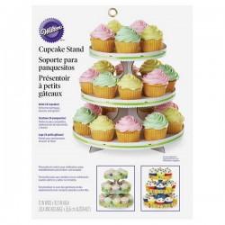 Expositor Cartão Cupcakes Wilton