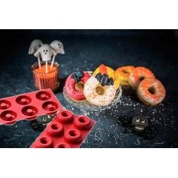 Tabuleiro Silicone Donuts