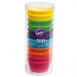 Petifures Rainbow - Conjunto de 300