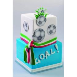 Stencil Bola de Futebol