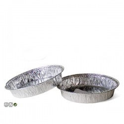 Forma Papel de Aluminio 21,5cm