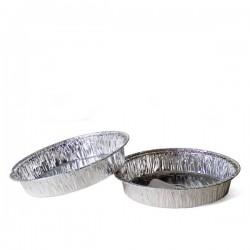 Forma de Papel de Alumínio - 100 unidades