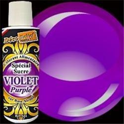 Corante Especial para Açúcar Violeta