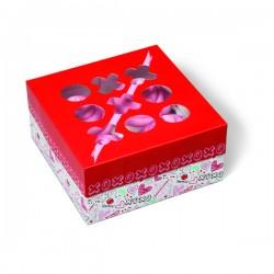 Caixa para Cupcakes e outros Doces