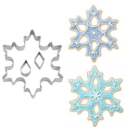 Cortantes Floco de Neve /Losango/Gota