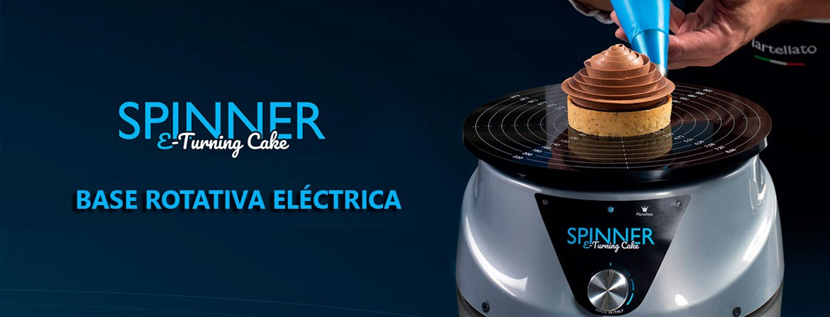 Base giratoria Electrica